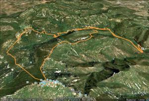 Plànol del Google earth